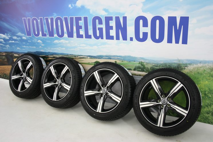 18inch-spaak-v90-s90-michelin-winterbanden-1